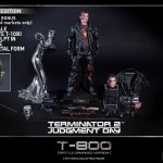 Hot Toys T800 (Battle Damageed) DX13 12