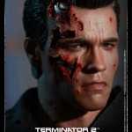Hot Toys T800 (Battle Damageed) DX13 16