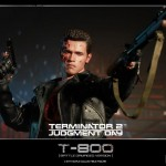 Hot Toys T800 (Battle Damageed) DX13 21