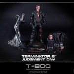 Hot Toys T800 (Battle Damageed) DX13 25
