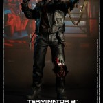 Hot Toys T800 (Battle Damageed) DX13 8