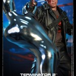 Hot Toys T800 (Battle Damageed) DX13 9