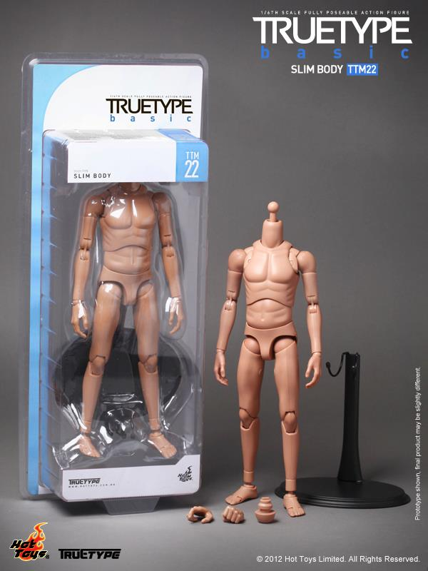 True Type Basic - Slim Body TTM22
