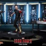 Hot Toys Iron Man 3 - Tony Stark 1
