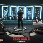 Hot Toys Iron Man 3 - Tony Stark 5