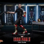 Hot Toys Iron Man 3 - Tony Stark 6
