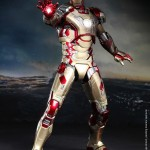 Hot Toys Iron Man Mark XLII 3