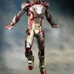 Hot Toys Iron Man Mark XLII 5