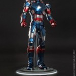 Iron Man 3- 1:6th scale Iron Patriot 10
