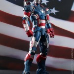 Iron Man 3- 1:6th scale Iron Patriot 12