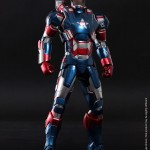 Iron Man 3- 1:6th scale Iron Patriot 13