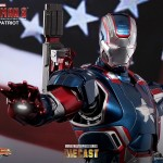Iron Man 3- 1:6th scale Iron Patriot 14