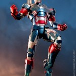 Iron Man 3- 1:6th scale Iron Patriot 3
