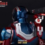 Iron Man 3- 1:6th scale Iron Patriot 4