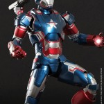 Iron Man 3- 1:6th scale Iron Patriot 6