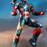 Iron Man 3- 1:6th scale Iron Patriot 7