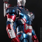 Iron Man 3- 1:6th scale Iron Patriot 8