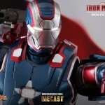 Iron Man 3- 1:6th scale Iron Patriot 9