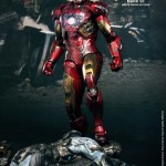 The Avengers- Battle Damaged Mark VII 1