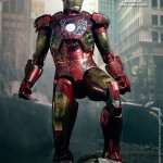 The Avengers- Battle Damaged Mark VII 4