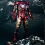 The Avengers- Battle Damaged Mark VII 7