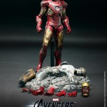 The Avengers- Battle Damaged Mark VII 9